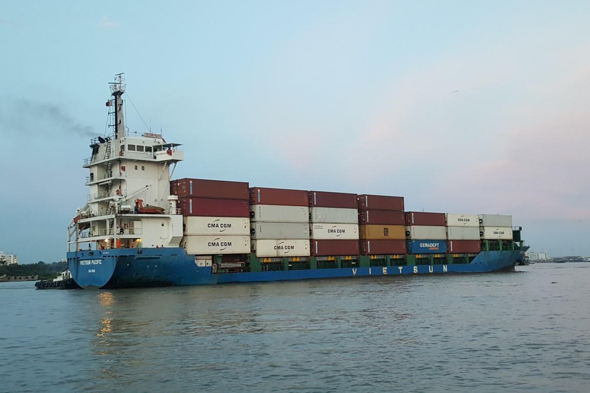 MV Vietsun Pacific