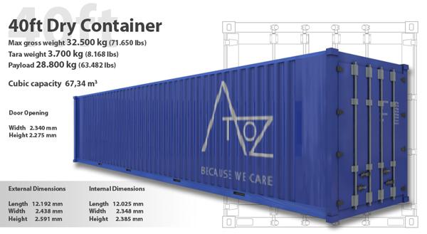 Vietsun Logistic Container